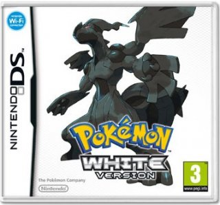 Диск Pokemon White Version (Б/У) [DS]