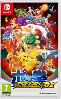 Диск Pokken Tournament DX [Nswitch]