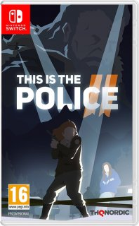 Диск This Is the Police 2 [NSwitch]
