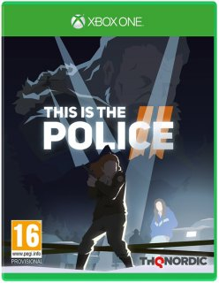 Диск This Is the Police 2 [Xbox One]