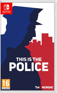 Диск This Is the Police [NSwitch]