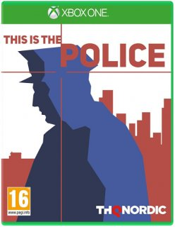 Диск This Is the Police [Xbox One]