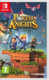 Диск Portal Knights [NSwitch]