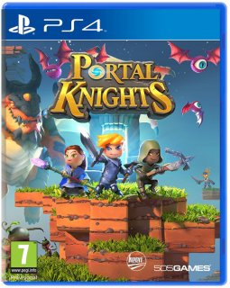 Диск Portal Knights [PS4]