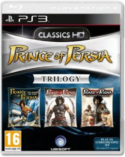 Диск Prince of Persia Trilogy HD [PS3]