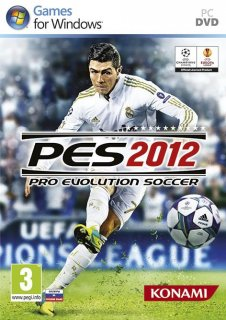 Диск Pro Evolution Soccer 2012 [PC]