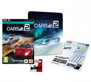 Диск Project CARS 2 - Limited Edition [PC]