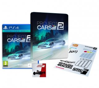 Диск Project CARS 2 - Limited Edition [PS4]