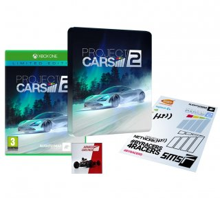 Диск Project CARS 2 - Limited Edition [Xbox One]