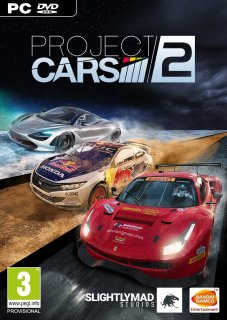 Диск Project CARS 2 [PC]