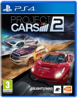 Диск Project CARS 2 (Б/У) [PS4]