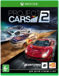 Диск Project CARS 2 [Xbox One]