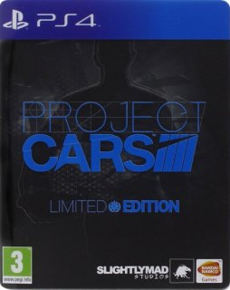 Диск Project Cars Limited Edition (Б/У) [PS4]
