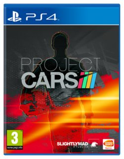 Диск Project Cars (Б/У) [PS4]