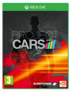 Диск Project Cars Steelbook Edition (Б/У) [Xbox One]