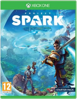 Диск Project Spark (Б/У) [Xbox One]
