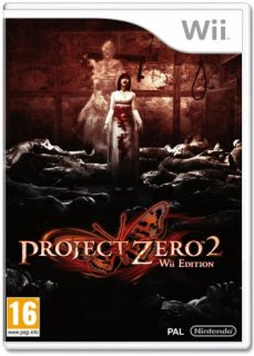 Диск Project Zero 2: Wii Edition [Wii]