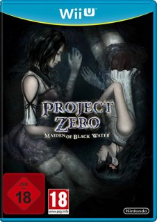 Диск Project Zero: Maiden of Black Water [Wii U]