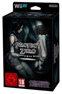 Диск Project Zero: Maiden of Black Water - Limited Edition [Wii U]