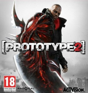 Диск Prototype 2 [PC,Jewel]