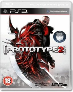 Диск Prototype 2 [PS3]