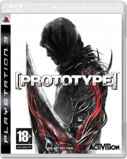 Диск Prototype [PS3]