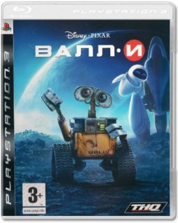 Диск ВАЛЛ-И [PS3]