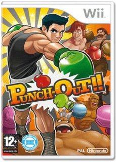 Диск Punch-Out!! [Wii]