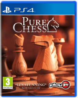 Диск Pure Chess [PS4]