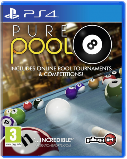 Диск Pure Pool [PS4]