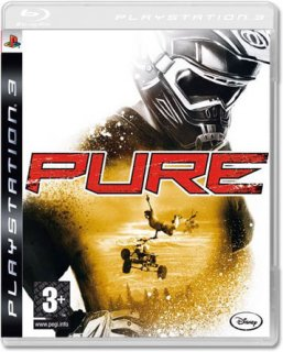 Диск PURE [PS3]