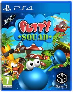 Диск Putty Squad (Б/У) [PS4]