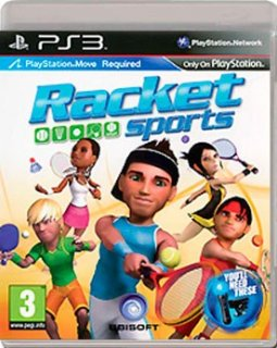 Диск Racket Sports [PS3, PS Move]
