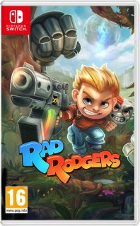 Диск Rad Rodgers [NSwitch]