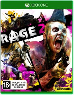 Диск RAGE 2 Collector's Edition [Xbox One]