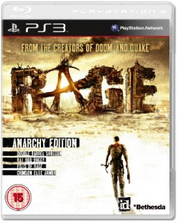 Диск RAGE Anarchy Edition (англ. вер.) [PS3]