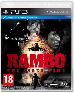 Диск Rambo: The Video Game [PS3]
