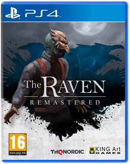 Диск The Raven Remastered [PS4]