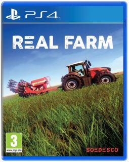 Диск Real Farm [PS4]