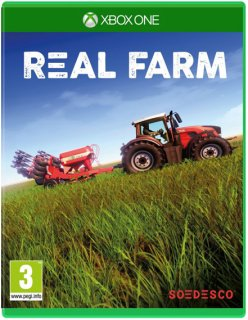 Диск Real Farm [Xbox One]