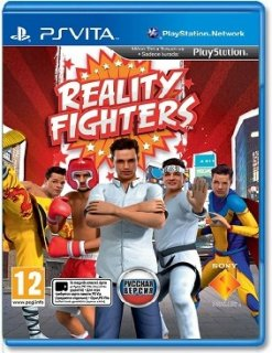 Диск Reality Fighters [PS Vita]