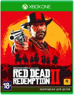 Диск Red Dead Redemption 2 [Xbox One]