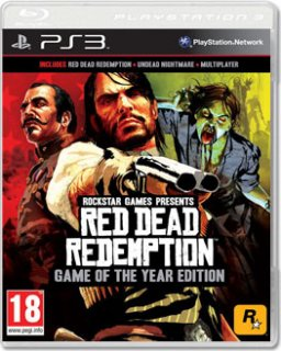 Диск Red Dead Redemption – Game of the Year Edition (Б/У) [PS3]