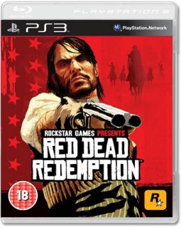 Диск Red Dead Redemption (Б/У) [PS3]