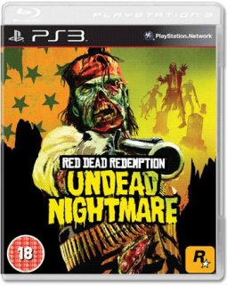 Диск Red Dead Redemption: Undead Nightmare [PS3]