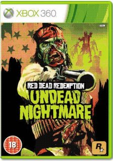 Диск Red Dead Redemption: Undead Nightmare [X360]