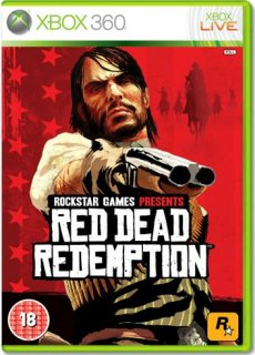 Диск Red Dead Redemption (Б/У) [X360]