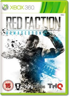Диск Red Faction: Armageddon (Б/У) [X360]