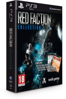 Диск Red Faction Collection (Б/У) [PS3]