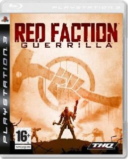 Диск Red Faction: Guerrilla [PS3]